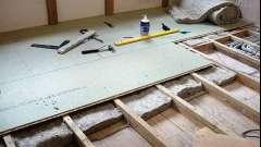 Чим краще утеплити підлогу в дерев'яному будинку?
