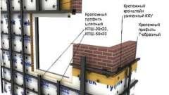 Способи монтажу стінового профнастилу