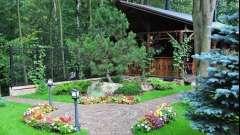 Декорування присадибних ділянок