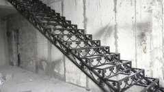 Робимо сходи на другий поверх