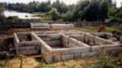 Фундамент для глинистого грунту