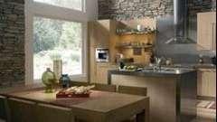 Імітація цегляної кладки в інтер'єрі - краще рішення для обробки будинку