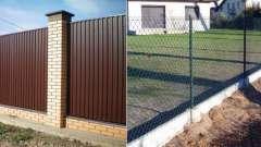 Як встановити паркан