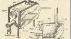 Ізгоготовленіе твердопаливного котла