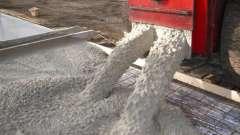 Як класифікують бетон?