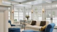 Як оформити веранду в вишуканому стилі прованс?