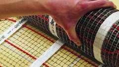 Як відремонтувати тепла підлога своїми силами?