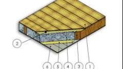 Як правильно і швидко утеплити підлогу в дерев'яному будинку?