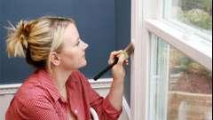 Як правильно своїми руками пофарбувати вікно