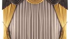 Як правильно вибрати штори для вітальні?