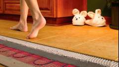 Як правильно вибрати тепла підлога