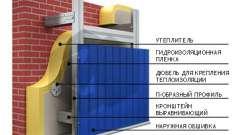 Як правильно виконується обшивка стін профнастилом?