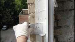 Як правильно зашпаклювати укоси на вікнах?