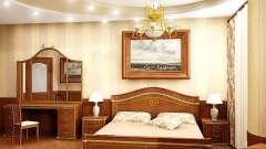 Як зробити дизайн стелі в спальні?