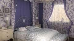 Як створити дизайн спальні в стилі прованс?