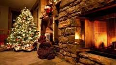 Як прикрасити будинок на новий рік 2015: поради і свіжі ідеї новорічного декору
