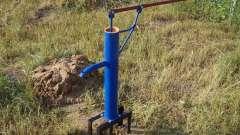 Як забити трубу для абиссинской свердловини?