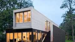 Краса в простому: плоский дах