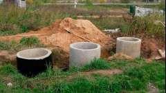 Монтаж локальної каналізації
