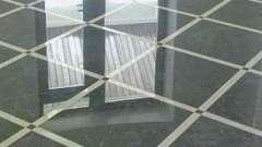 Чи можна класти керамічну плитку на наливна підлога