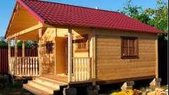 Зовнішня обробка лазні: кілька способів прикрасити будинок