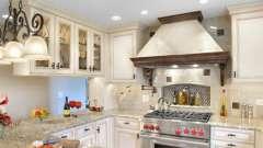 Ніша в стіні кухні: елемент дизайну або функціональна архітектурна деталь?