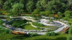 Нюанси створення дизайну саду своїми руками