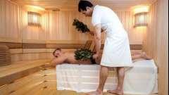 Про користь масажу в лазні
