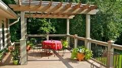 Облаштування затишної тераси: як створити будинок своєї мрії