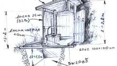 Особливості побудови туалету на дачі