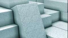 Особливості будівництва з газобетонних блоків