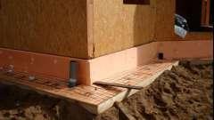 Отмостка для будинку: призначення і пристрій покриття