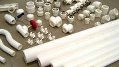 Пластик в якості водопровідної системи