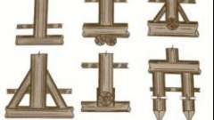 Правила облаштування конструкції стовпчастого фундаменту