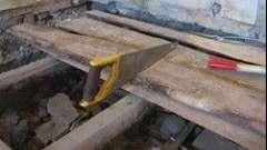 Ремонт дерев'яних підлог своїми силами