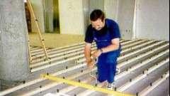 Ремонт підлоги: що важливо робити спочатку?