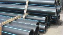 Системи водопостачання з поліетиленових труб: характеристики, монтаж пнд.