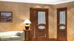 Поради з реставрації дерев'яних дверей своїми руками