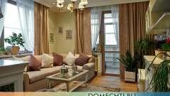 «Столичний прованс»: авторський дизайн-проект квартири від студії face-home