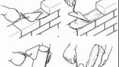 Будівництво цегляного туалету на дачі