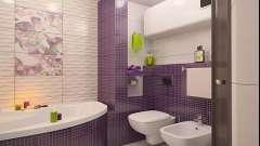 Технологія проведення ремонту у ванній панелями