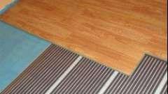Теплі підлоги і покриття з ламінату: поєднуємо разом!