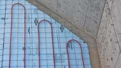 Тепла підлога водяна - комфортне рішення в холодну пору