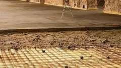 Укладання бетонної стяжки на дерев'яну підлогу