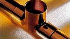 Установка мідних труб водопостачання: методи, обладнання та матеріали