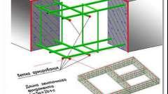 Пристрій бетонної підготовки під фундамент