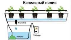 Пристрій інжектора для краплинного поливу