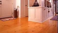 Утеплюємо підлоги в дерев'яному будинку