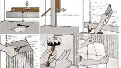 Варіанти обробки стін у ванній кімнаті