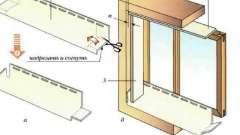 Зовнішні віконні укоси